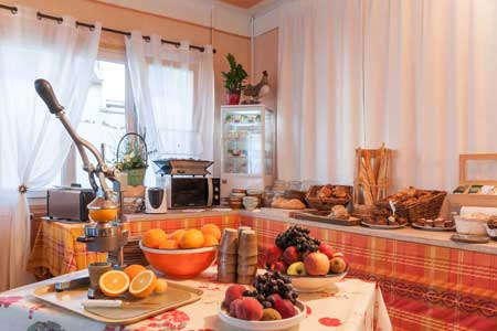 Salle des petits-déjeuners - Vue intérieure I