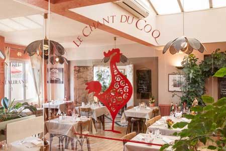 Le restaurant – Vue intérieure II