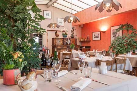 Le restaurant – Vue intérieure III