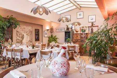 Le restaurant – Vue intérieure IV